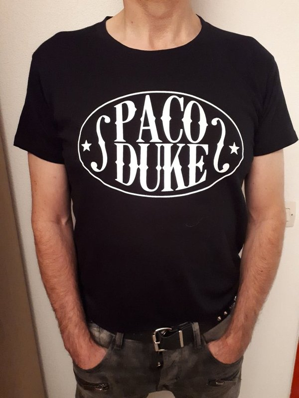 T. Shirt Paco Duke noir